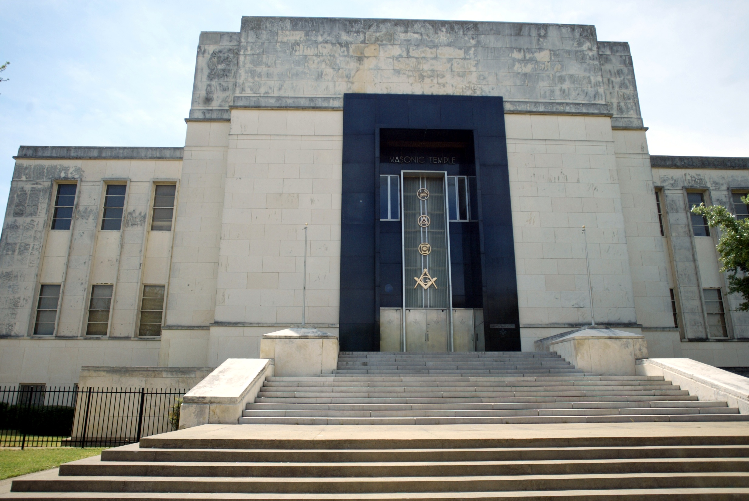 Dallas' landmark Masonic Temple is the newest downtown