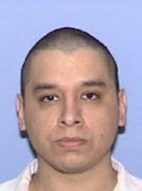 Joseph Garcia is scheduled for execution Dec. 4.(Texas Department of Criminal Justice )