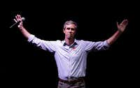 The prospect of a presidential campaign by Beto O'Rourke has been the subject of intensifying speculation.(Eric Gay/The Associated Press)