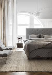 Swedish bedmaker Duxiana has been making beds since 1926.(Erik Lefvander)