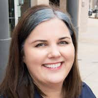 Michelle Beckley is the first Democrat elected to a Texas House seat in Denton County since 1984.(Michelle Beckley campaign)