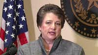 Tarrant County District Attorney Sharen Wilson was a  longtime criminal court judge before she was elected DA in 2014.(NBC5)