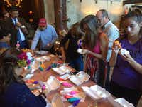 The Hotel Emma hosts all kinds of fun and enlightening events, from wine tastings to cooking demos to Dia de los Muertos sugar skull painting workshops.(Robin Soslow/Special Contributor)