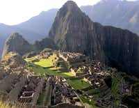 Peru's government has taken steps to cut back on daily visitors to Machu Picchu and limit their time at the 15th-century Incan site. (Chris Riemenschneider/Minneapolis Star Tribune)