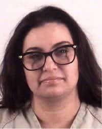 Desiree Boltos(Tarrant County Sheriff's Department)