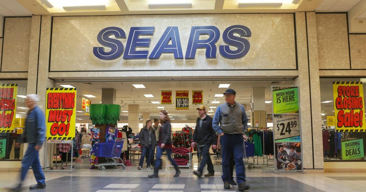 1b3fc1d56 Sears asks for rent cuts