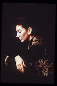 Maria Callas, in an undated photo.(Christian Steiner/The New York Times)