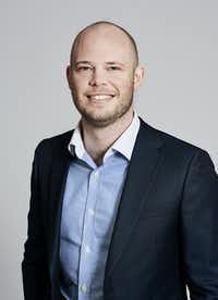 """<p><span style=""""font-size: 1em; background-color: rgb(255, 255, 255);"""">K</span><span style=""""font-size: 1em; background-color: transparent;"""">ristian Hulgard, general manager of OnRobot's division in the U.S.</span></p>(Kirstine Mengel                /Photographer Kirstine Mengel    )"""
