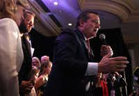 Sen. Ted Cruz, R-Texas, has been among those to criticize the new tax on nonprofits. (Justin Sullivan/Getty Images)
