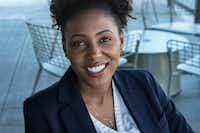 Demetra Brown, program manager at Generation.(Carly Geraci/Staff Photographer)