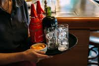 """<p><span style=""""font-size: 1em; background-color: transparent;"""">La Fuerza is a vermouth bar, or vermutería, a sort of bar that was once common in Argentina but is now scarce.</span></p>(Agustin Nieto/The New York Times)"""
