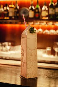 """<p>Among the offerings at the Presidente Bar is the Buenos Aires Zombie, which arrives in a<span style=""""font-size: 1em; background-color: transparent;"""">custom tiki mug that resembles the Obelisco de Buenos Aires, a city landmark.</span></p>(Agustin Nieto/The New York Times)"""