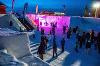 "<p>The Snow Fort at Keystone will be festively lit on Dec. 22 as part of the resort's monthlong festivities. <span style=""font-size: 1em; background-color: transparent;"">Covering 7,650 square feet, it has slides, tunnels, a maze, rope climbs and a jail.</span></p>(Courtesy/Keystone Ski Resort)"