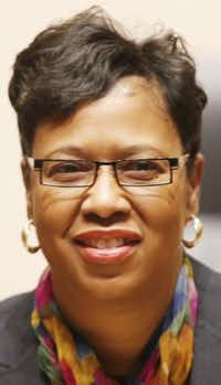State District Judge Tammy Kemp, who will preside over the case, ordered Amber Guyger to surrender her passport Friday and not leave the state.(Staff photo)