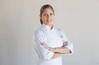 Pastry chef Tida Pichakron, owner of Haute Sweets Patisserie(Haute Sweets Patisserie)