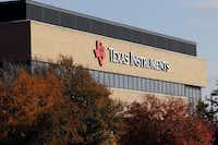 Texas Instruments, headquarters located off of LBJ Freeway and Interstate 75, has given hundreds of thousands of dollars to support Dallas ISD.(David Woo/Staff Photographer)