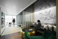 The stylish Hotel Alessandra entered the downtown Houston scene just over a year ago and boasts a relaxing spa.(Shannon O'Hara/Hotel Alessandra)