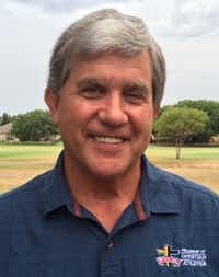 Barney Sarver now works with the Fellowship of Christian Athletes.(Jenifer Sarver)