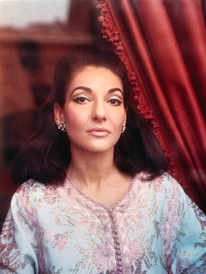 Maria Callas Was The Diva He Was The Critic They Were Best Friends