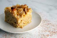 Noodle kugel(Vernon Bryant/Staff Photographer)