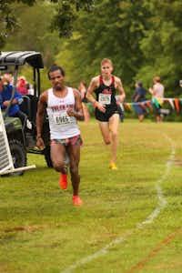 Haftu Knight is a promising runner in Tyler.(via Lori Knight/<p><br></p>)