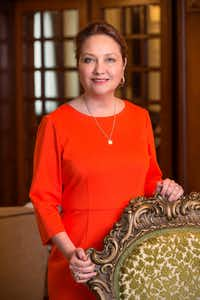 Texas First Lady Cecilia Abbott(The Salvation Army of Irving)