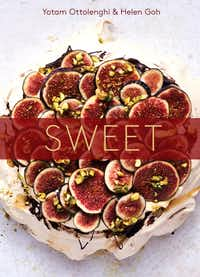 <i>Sweet</i>, by Yotam Ottolenghi and Helen Goh. (Peden and Munk/Ten Speed Press)