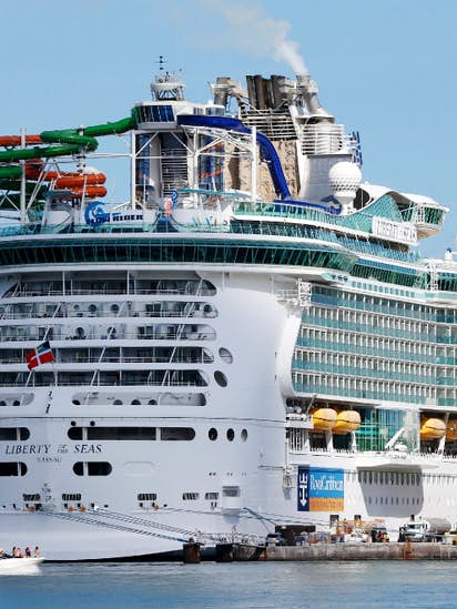 Cruises From Galveston >> Galveston Partners With Royal Caribbean On New 85 Million Cruise