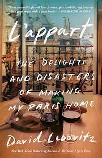 L'Appart, (Broadway Books) by David Lebovitz(Broadway Books)