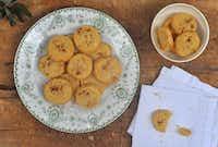 Parmesan Sables(Ellise Pierce/Special Contributor)