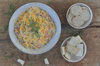 Spicy Pimento Cheese(Ellise Pierce/Special Contributor)