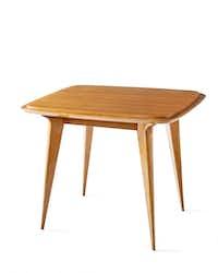The Gemma Table retails for $4,500.(Stephen Karlisch)