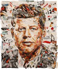 "(<p><span style=""font-size: 1em; line-height: 1.364; background-color: transparent;"">John F. Kennedy illustration by Michael Hogue</span></p>/Staff Artist)"