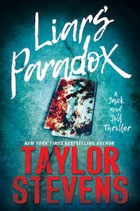 <i>Liars' Paradox</i>, by Taylor Stevens(Kensington)