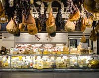 One of Eataly Las Vegas' specialty shops will be dedicated to cheese (pictured: Eataly Boston).(Michael Hiller/Special Contributor)