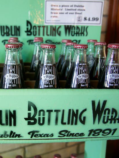 b3169ec7 Whatever happened to Dublin Dr Pepper? Curious Texas tells the sad ...