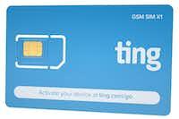 Ting Mobile SIM starter kit(Ting)