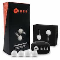 Vibes Hi-Fidelity Earplugs(Vibes)