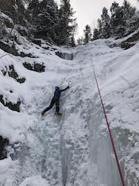 "<p><span style=""font-size: 1em; background-color: transparent;"">Among the activities for adventure-seekers in Telluride: climbing a frozen waterfall.</span></p>(Robin Soslow/Special Contributor)"