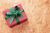 We untie a ribbon every day on this gift we know as life.(www.imagesource.com)