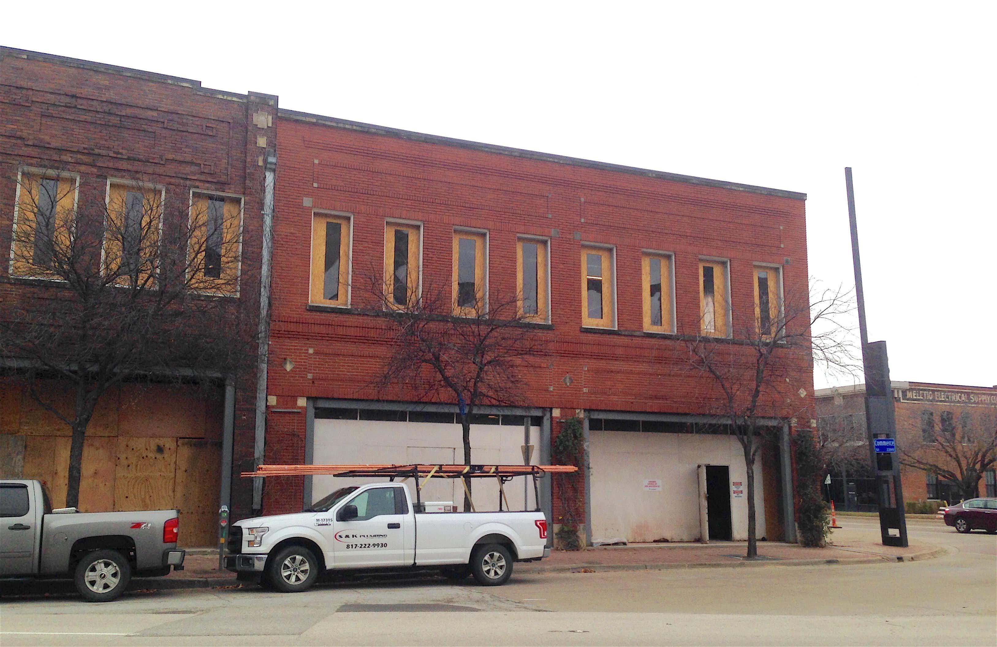 Downtown' Dallas' East Quarter redevelopment lands a major tech tenant