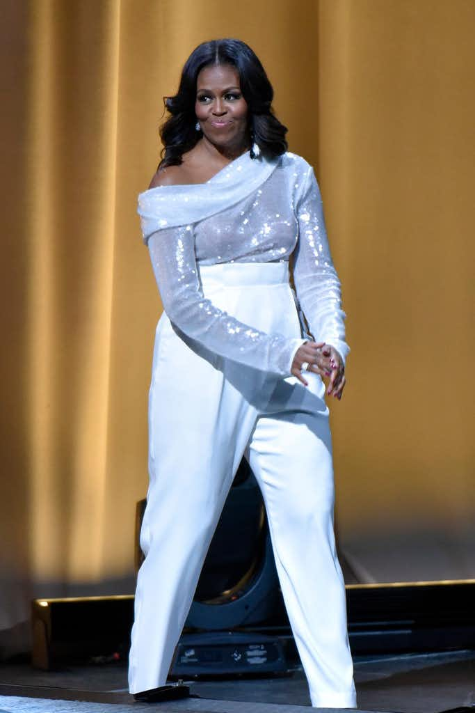 Chances are that when Michelle Obama shows up in Dallas next week she'll be wearing pants — here's why