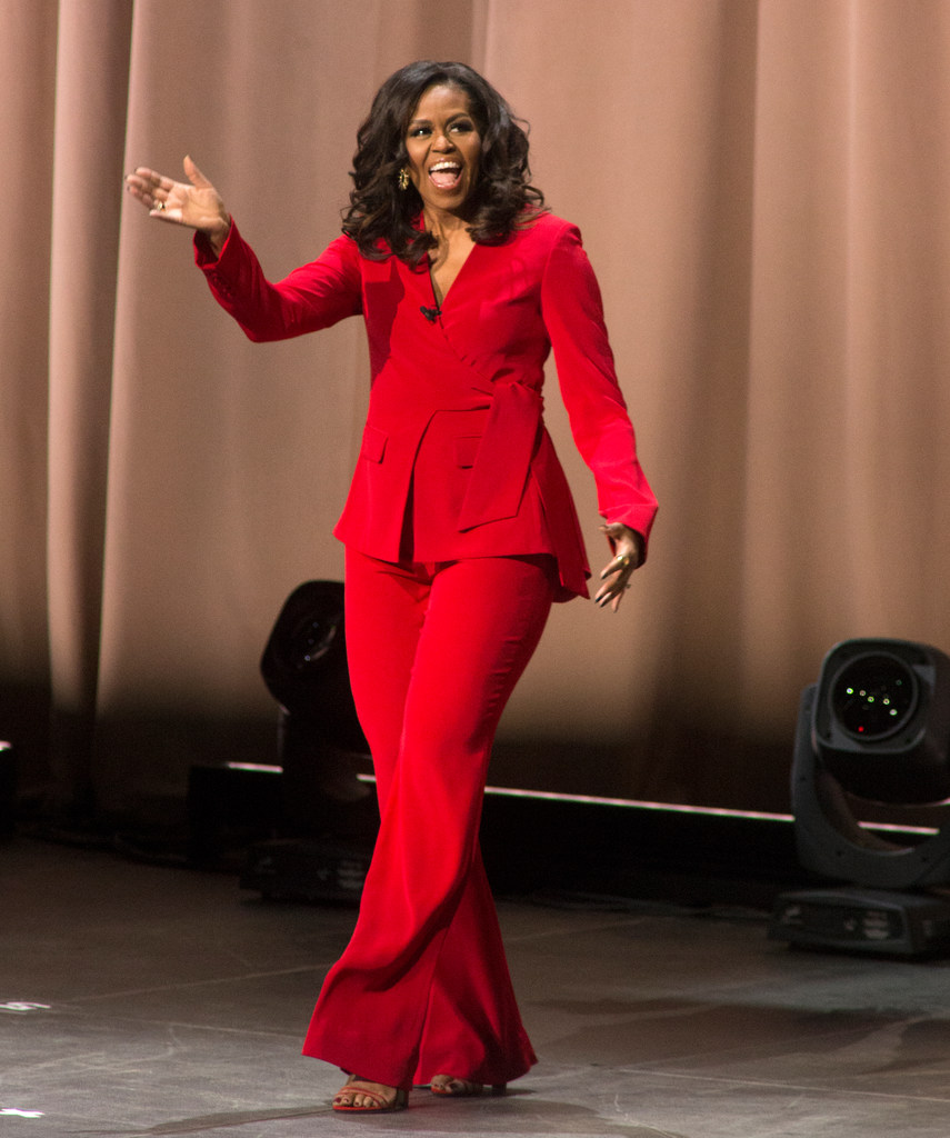michelle obama book tour what to expect