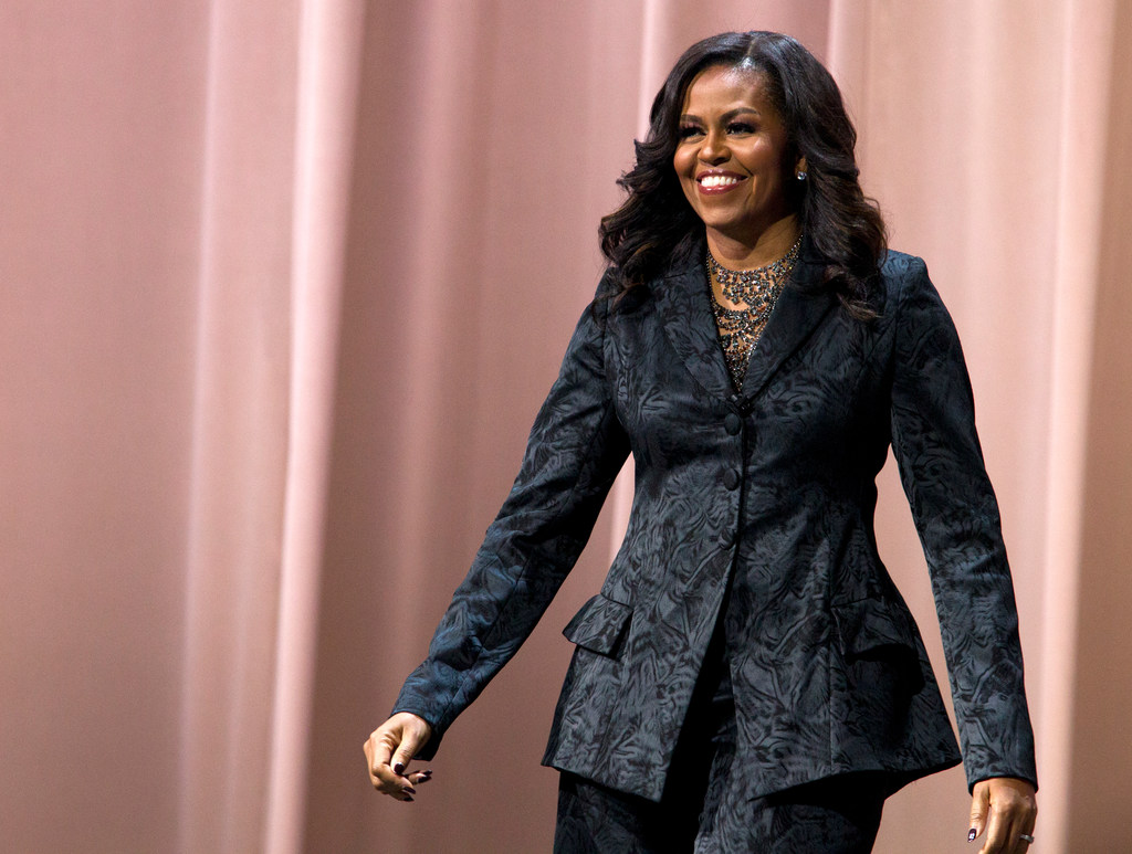 Chances are that when Michelle Obama shows up in Dallas on