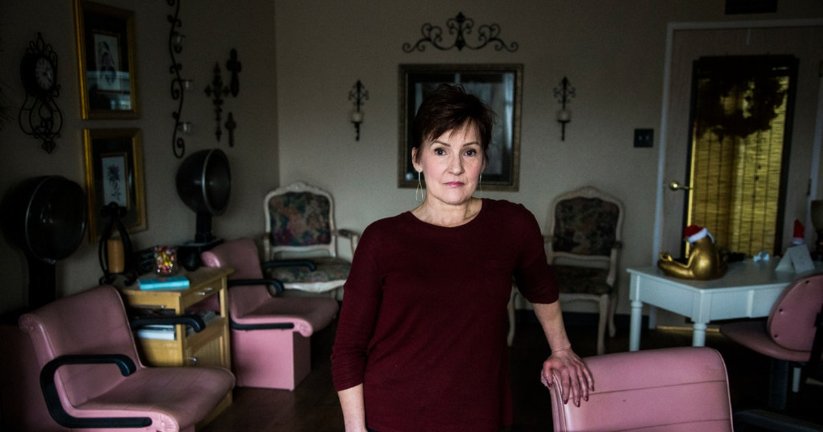 In jail, she was liberated from a life of sexual exploitation
