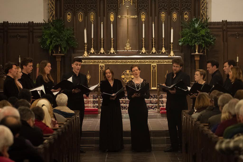 English choral ensemble Stile Antico explored little-known wonders of Spanish Renaissance music