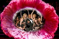 Eddie George stars as Billy Flynn in the national tour of <i>Chicago</i>, presented by AT&T Performing Arts Center Dec 18-23 at Winspear Opera House.(Jeremy Daniel)