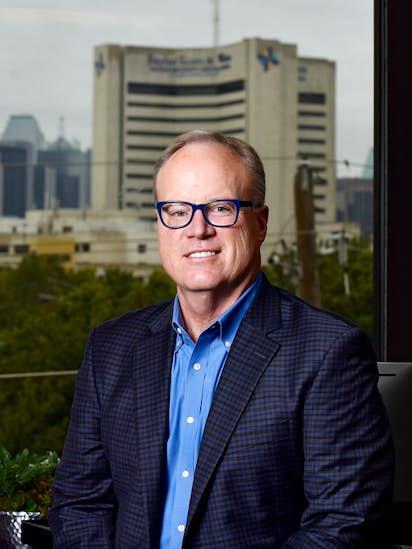 Meet the Baylor Scott & White CEO guiding Texas' biggest hospital