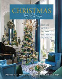 "<p><span style=""font-size: 1em; background-color: transparent;"">The cover of ""Christmas by Design,"" which features Frisco designer Shay Geyer's home decorated for the holidays.</span></p>(<p><span style=""font-size: 1em; background-color: transparent;"">Schiffer Publishing via IBB Design Fine Furnishings</span></p>)"