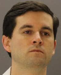 John Rayne Rivello(Dallas County Jail)